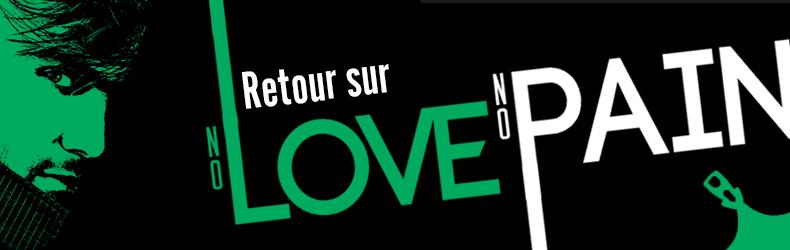retour sur no love no pain bmr